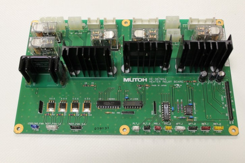 Heater Relay Board for ValueJet 1204