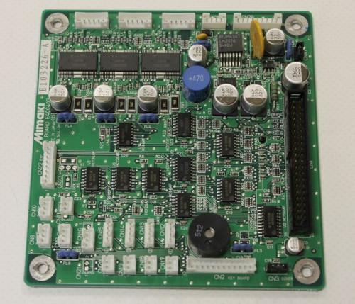 JV3 Series IO Board (E400305)