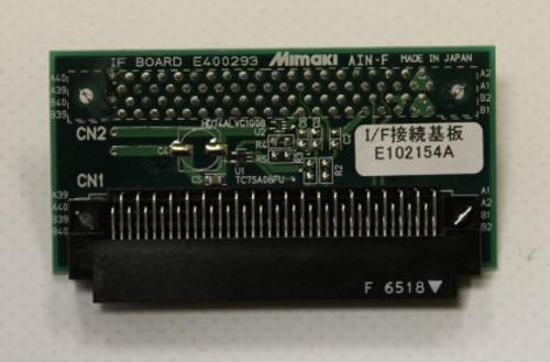 JV3 SP and S Series I/F Board (E102154)