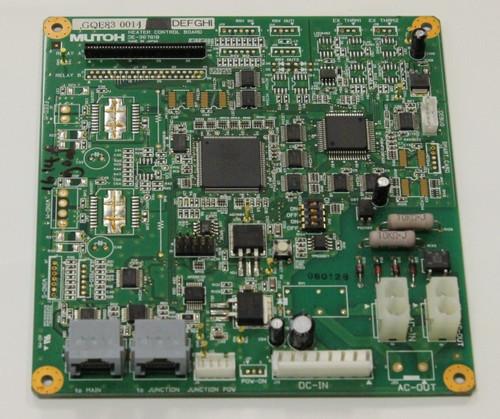 Mutoh ValueJet 1604 Heater Control Board