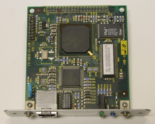 Roland FJ540 Ethernet Board