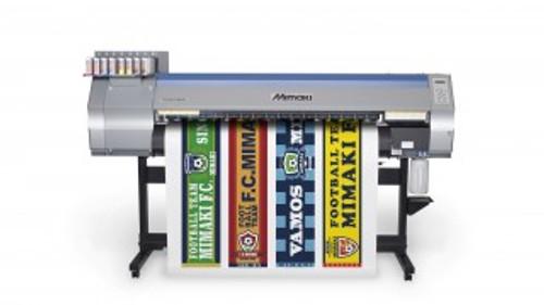 Mimaki TS30-1300  entry-level dye sublimation inkjet printer for textiles