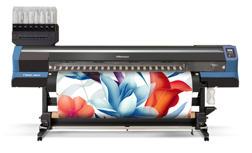 Mimaki TS55-1800 dye-sublimation transfer inkjet printer NO OPTIONS
