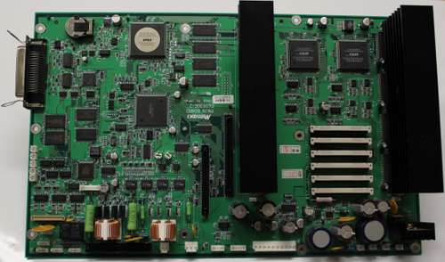 Wide Format Printer Board (PCB) Repair Service