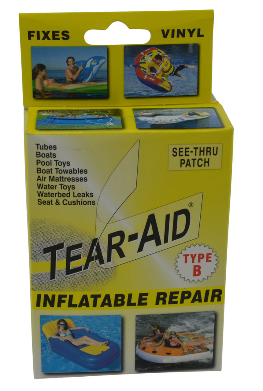 Tear Aid Repair Patch Kits For Sale Choose Either Type A
