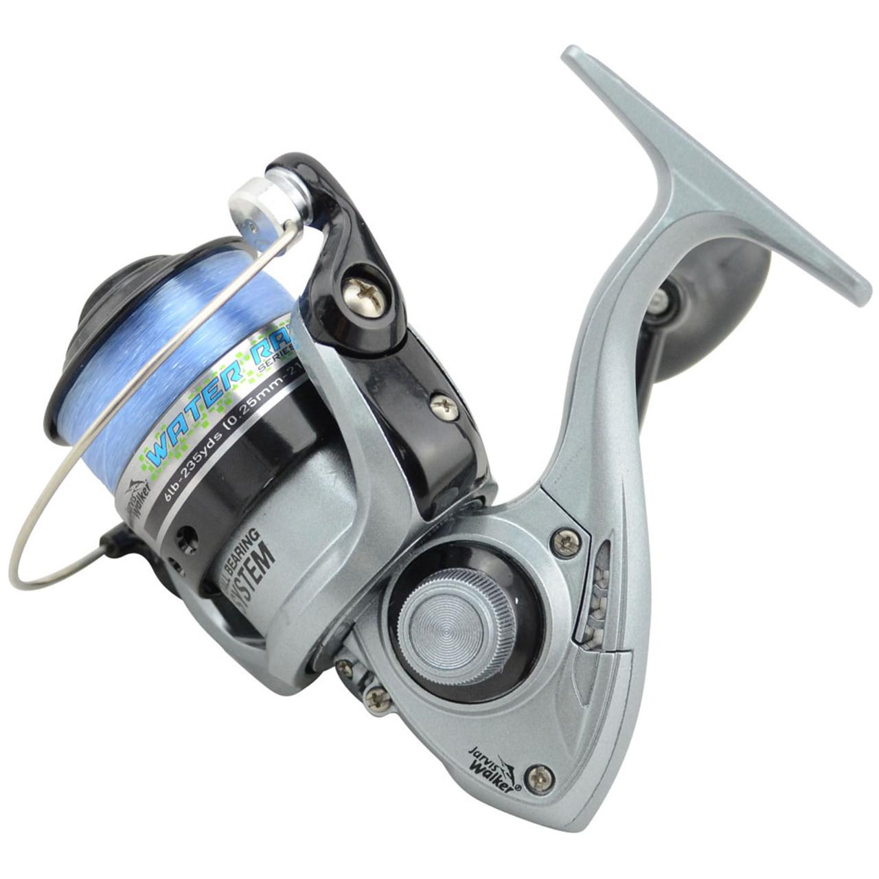 Jarvis Walker Water Rat 8/' Telescopic General Purpose Fishing Rod