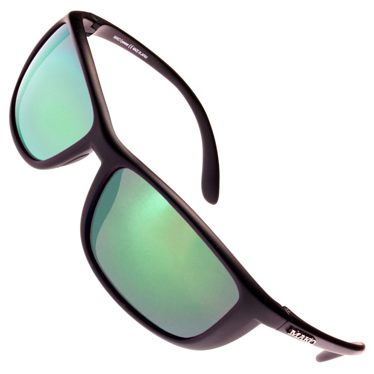 22f7eeaff3 ... Mako Blade Glass Copper Green Mirror 9569 M01-G2H5 ...