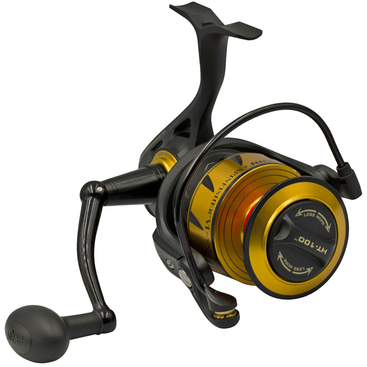 All Sizes Latest Models Penn Spinfisher SSVI Spin Sea Reel