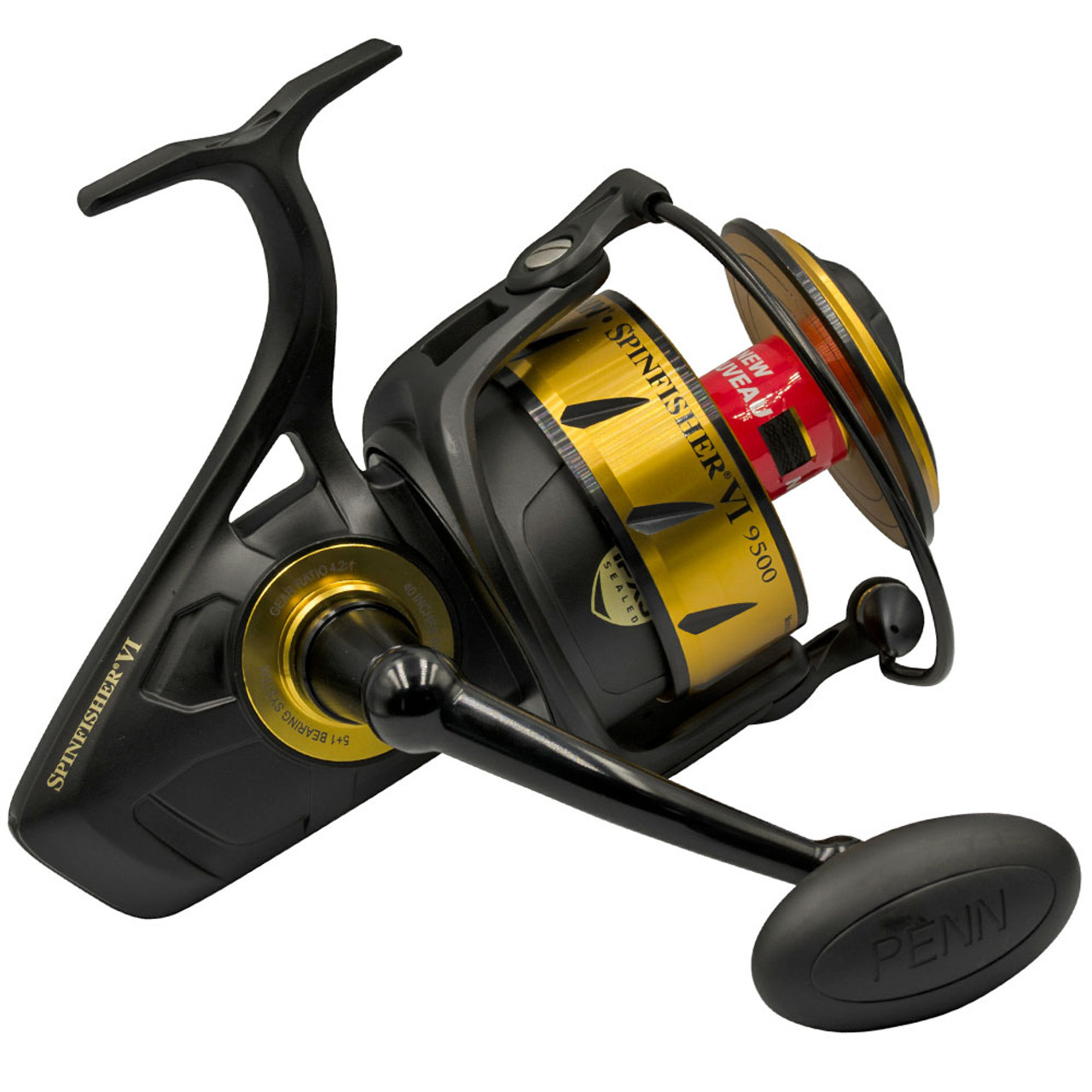 Penn Spinfisher SSVI Spin Sea Reel All Sizes Latest Models