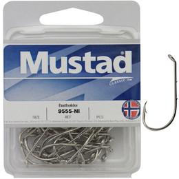 Mustad 9555B Baitholder Fishing Hooks