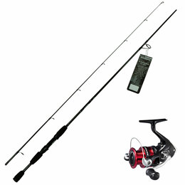 Shimano catana combo package For lake or river