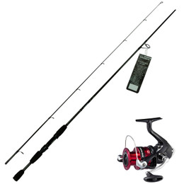 Shimano Catana Snapper Rod Reel Combo