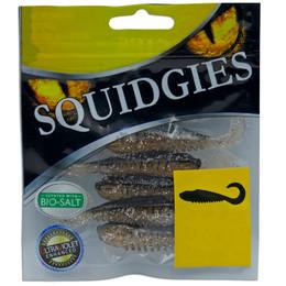 Squidgy Wriggler Lures (Standard Range)