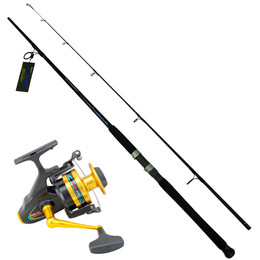 General Purpose Fishing Combo 8ft Ugly Stik 650SSM Penn Reel