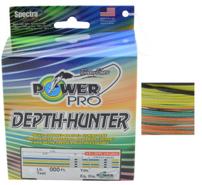 Power Pro Depth Hunter Braid