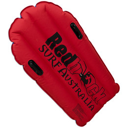 Kids Surf Mat Junior Original Redback (Front View)