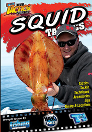 Squid Fishing Tactics DVD