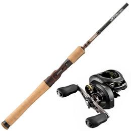 Shimano Baitcaster Fishing Combo