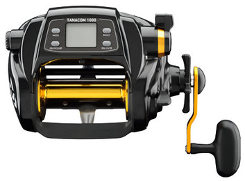 Daiwa Tanacom (Standard) Fishing Reel - Model 1000 U