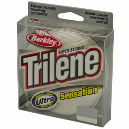 Berlkey Trilene Sensation Fishing Line