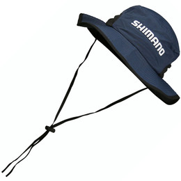 Shimano Point Plugger Hat - Navy