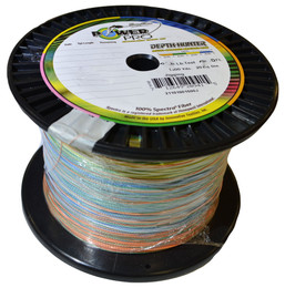 Power Pro Depth Hunter Braid 1500 Yards
