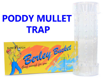Surecatch Poddy Mullet Trap