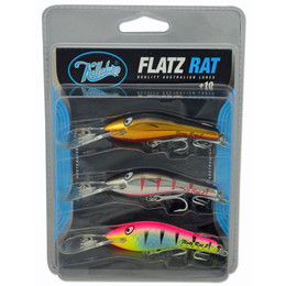 Killalure Flatz Rat Lures Pack