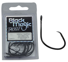 Black Magic KL Fishing Hooks