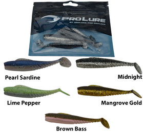 Pro Lure Fish Tail Lures