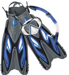 Mirage Diamond Snorkeling Kit