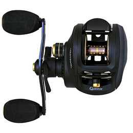 Smoke HD Heavy Duty Baitcaster Reel