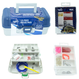 Starter Fishing Tackle Kits (Illustration only) Choose model when ordering
