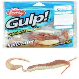 Gulp Jigging Shrimp Lures