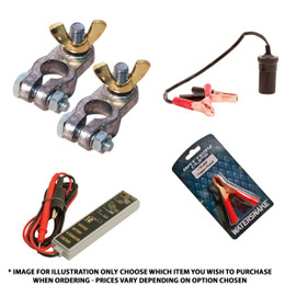 Jarvis Walker Watersnake Battery Accessories