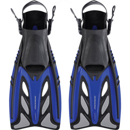 Mirage Crystal Fins Blue
