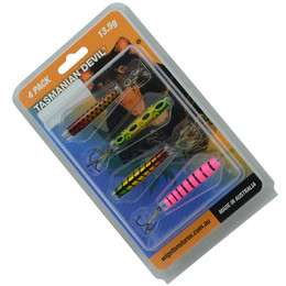 Wingstons Tasmanian Devil Lures - Tassie Devils For Trout