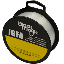 Black Magic IGFA Fishing Line Clear