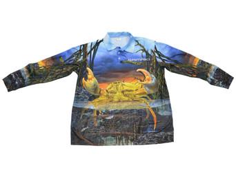 Samaki Mud Crab Shirt