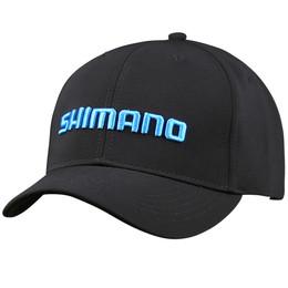 Shimano Caps- Platinum Black