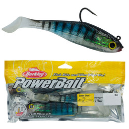 Powerbait Swim Shad Lures