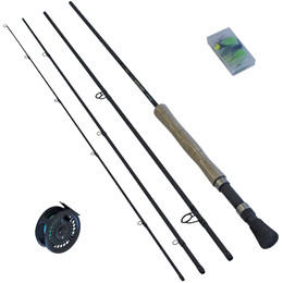 Shakespeare Cedar Canyon Fly Fishing Combo