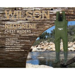 Wilson Neoprene Waders