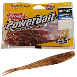 Berkley Power Bait Minnows 3 Inch Fishing Lures