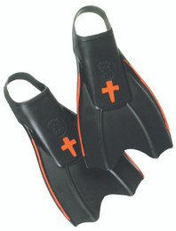 Red Back Surf Fins