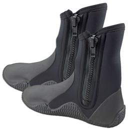 Neoprene Dive Boots Adrenalin 5mm Zip Style