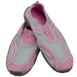 Ladies Pink Aqua Shoes