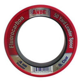 Using Fluorocarbon Line - Ande