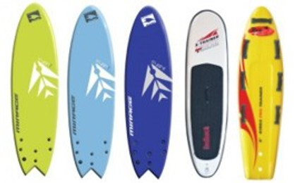 Soft Surfboards - Choosing A Foamie Surfboard for Kids and Adults