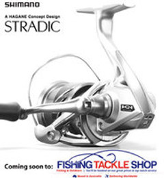 Shimano Stradic FK Reels - 2015 model now available